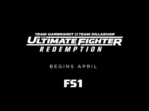 The Ultimate Fighter Redemption: Team Garbrandt vs. Team Dillashaw