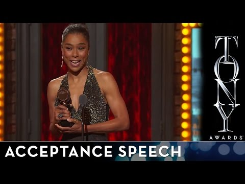 2014 Tony Awards - Sophie Okonedo - Best Performance by an Actress in a Featured Role in a Play