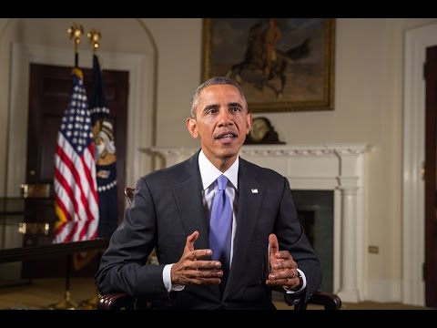 Weekly Address: What You Need to Know About Ebola