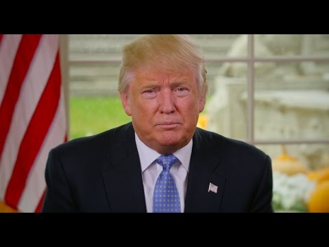 A Message from President-Elect Donald J. Trump