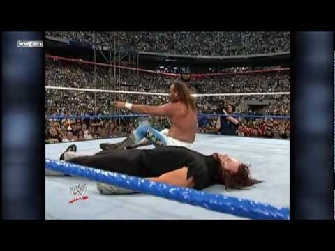 "The Undertaker Vs Jake ""The Snake"" Roberts Wrestlemania VIII"