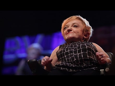 Stella Young: I'm not your inspiration, thank you very much