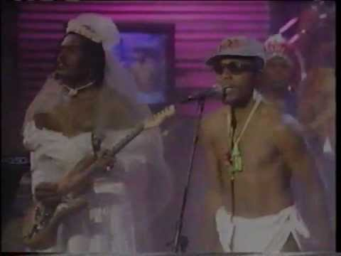George Clinton - Arsenio 1993 1 of 2