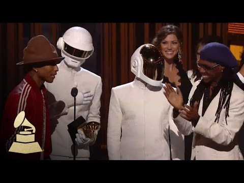 Daft Punk Win Record of the Year