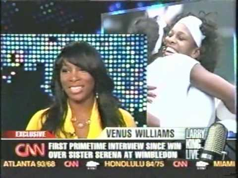 Venus Williams first Primetime interview since defeating Serena at Wimbledon 2008 (Part 2 of 2)