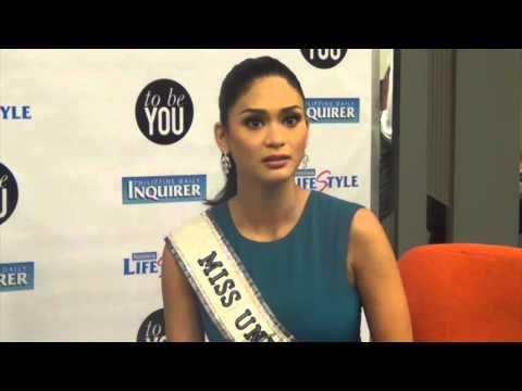 Pia Wurtzbach plans to get tested for HIV