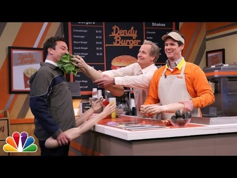 Real People, Fake Arms with Jim Carrey and Jeff Daniels