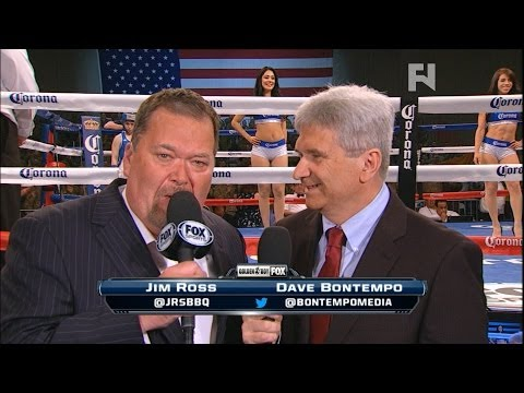 The Best of Jim Ross' Play By Play Debut on Golden Boy Live