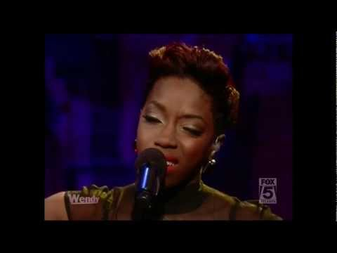 Estelle - Thank You (Live on Wendy Williams 02-28-2012) [HD]