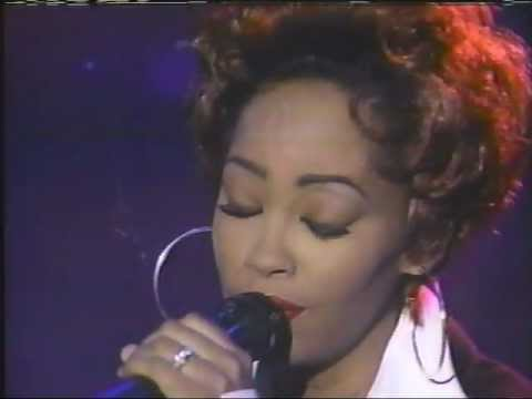 Jody Watley - It All Begins With You Arsenio Hall Show