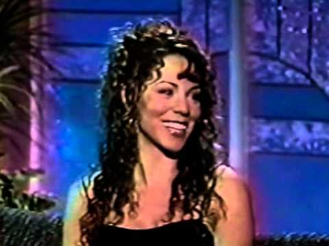 Mariah Carey-Interview on Arsenio Hall show 1993