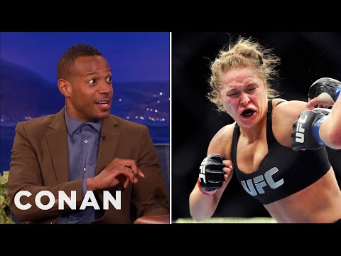 Marlon Wayans Wants Ronda Rousey To Dominate Him