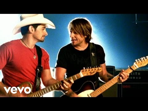 Brad Paisley - Start A Band ft. Keith Urban