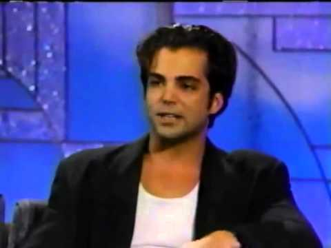 1991 The Arsenio Hall Show ( Richard Grieco )