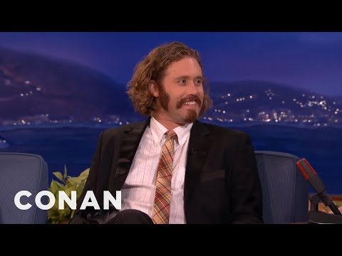 TJ Miller's Painful Marriage Proposal - CONAN on TBS