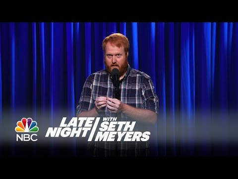 Randy Liedtke Stand-Up Performance - Late Night with Seth Meyers