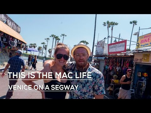 Conor McGregor: THIS IS THE MAC LIFE VENICE BEACH