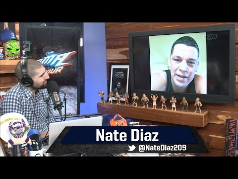 The MMA Hour Live - Special Nate Diaz Edition