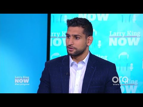 "Amir Khan: Mayweather will ""walk right through"" McGregor 