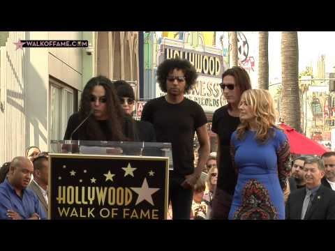 ANN & NANCY WILSON OF HEART HONORED WITH HOLLYWOOD WALK OF FAME STAR