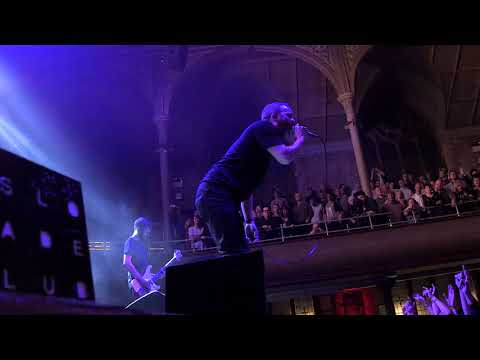 The Slow Readers Club - Lunatic - Live at Albert Hall Manchester