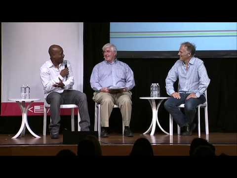 CfA Summit 2012 | MC Hammer & Ron Conway |