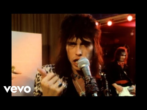 Aerosmith - Lightning Strikes