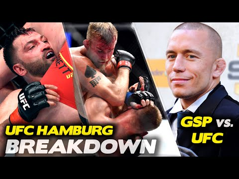Submission Radio #98 Bas Rutten, Stephen Thompson, Richard Perez, Adam Hill + UFC Hamburg