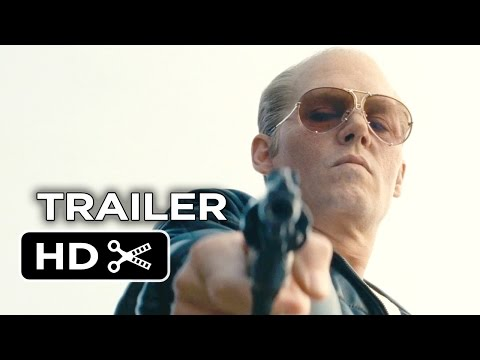 Black Mass Official Trailer #1 (2015) - Johnny Depp, Benedict Cumberbatch Crime Drama HD