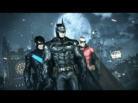 "Official Batman: Arkham Knight Trailer - ""All Who Follow You"""