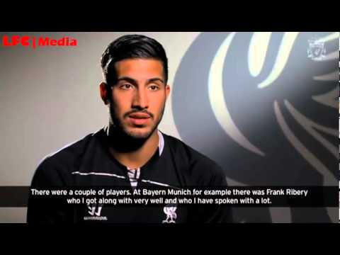 Exclusive Interview With Liverpool's new signing Emre Can