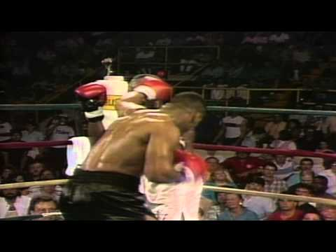 Mike Tyson vs Marvis Frazier ᴴᴰ - BEST QUALITY AVAILABLE