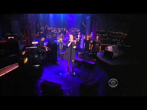 "(HD) Adele - ""Rolling In The Deep"" 2/21 Letterman (TheAudioPerv.com)"