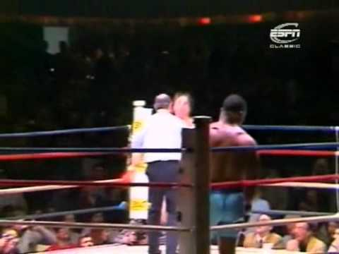 Mike Tyson V David Jaco 1986 Full fight High Quality + discussion