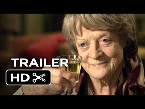 My Old Lady Official Trailer 1 (2014) - Kevin Kline, Maggie Smith Movie HD