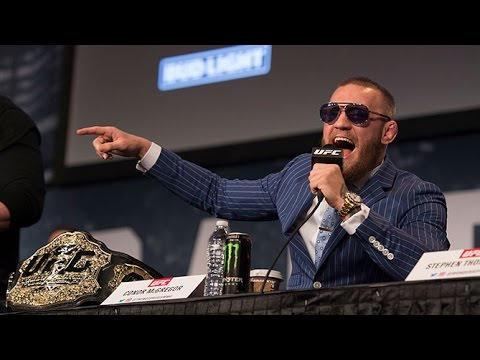 UFC 205: Pre-fight Press Conference