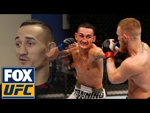 Holloway says the real fans know he's the real fight to make with McGregor | @TheBuzzer | UFC ON FOX