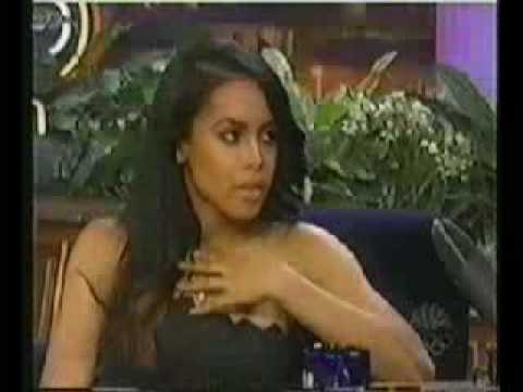 Aaliyah Interview On Jay Leno