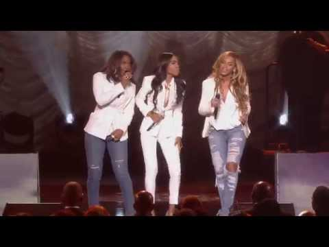 """Say Yes"" - Michelle Williams ft. Kelly Rowland, Beyonce (2015 Stellar Awards)"