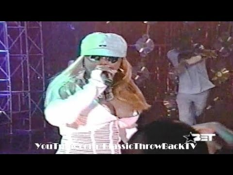 "Ray J feat. Lil' Kim - ""Wait A Minute"" - Live (2001)"