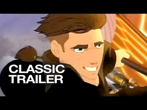 Treasure Planet (2002) Official Trailer #1 - Animated Movie HD