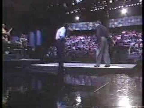 Stanley Clarke on Arsenio Hall with Gregory Hines
