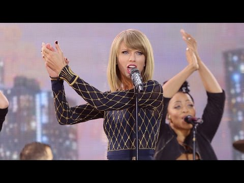 Taylor Swift Performs 'Welcome to New York' on Good Morning America GMA