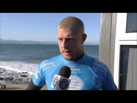 Exclusive interview with Mick Fanning after the JBayOpen shark attack