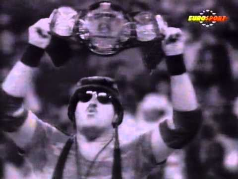 Hulk Hogan & Sgt Slaughter Wrestlemania 7 Build Up Package 1991