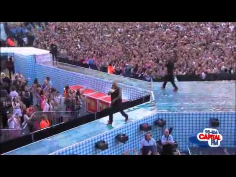 Flo Rida - Whistle Live at the Capital Summertime Ball 2012
