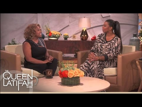Sherri Shepherd Talks About Being A Divorcee | The Queen Latifah Show
