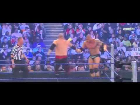 Unforgiven 2008: World Heavyweight Championship Scramble Match [ITA]