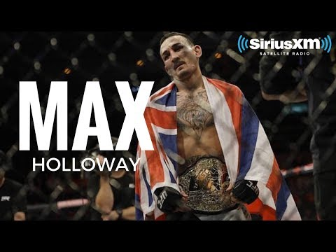 Max Holloway on Making a Legacy: 'I'm Not Trying to Be B.J. Penn'