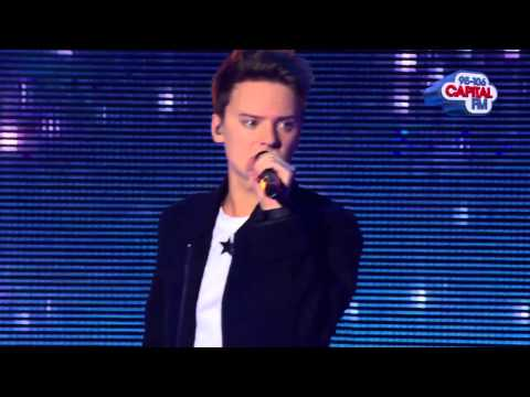 Conor Maynard - Can't say no HD (Live Performance Jingle Bell Ball 2012)